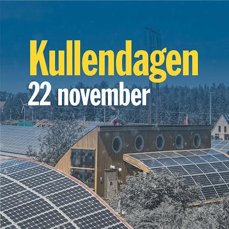 22 november 2020 - Kullendag