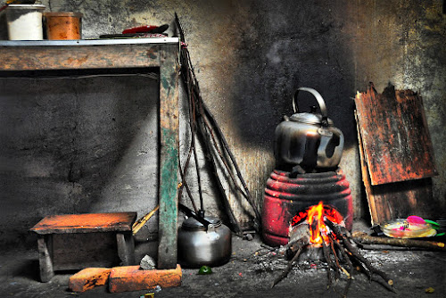 Tungku by Herry Wibowo - Artistic Objects Still Life