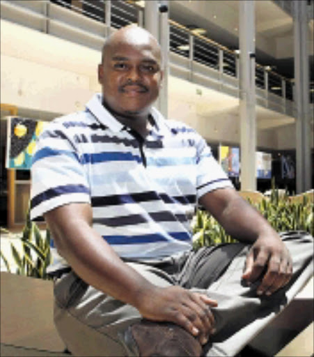 INVESTMENT ANALYST: Thabo Ncalo of Stanlib. 09/02/09. © Unknown.