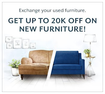 Urban Ladder: Furniture Online - náhled