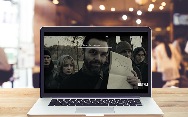 The Silence HD Wallpapers Netflix Theme