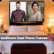 Bedroom Frames - Luxury Bedroom Dual Photo Frame Download for PC Windows 10/8/7