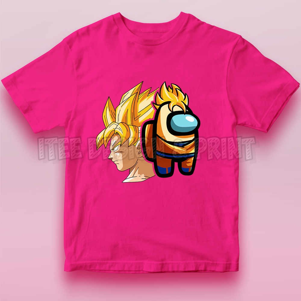 Son Goku Dragon Ball Among Us Impostor 19