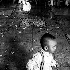 Wedding photographer Ansar Salgado (andressalgado1). Photo of 27.03.2018