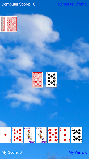 Solitaire simple and fun.
