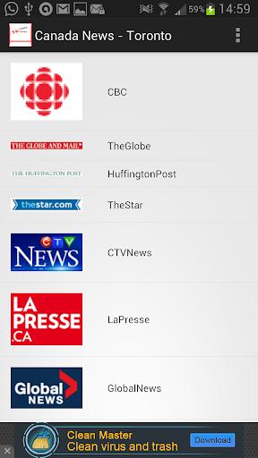 Canada News - Toronto