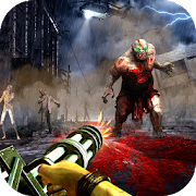 ModerN Shooter: Zombie Shooting Games