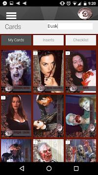 Terror Cards apk screenshot