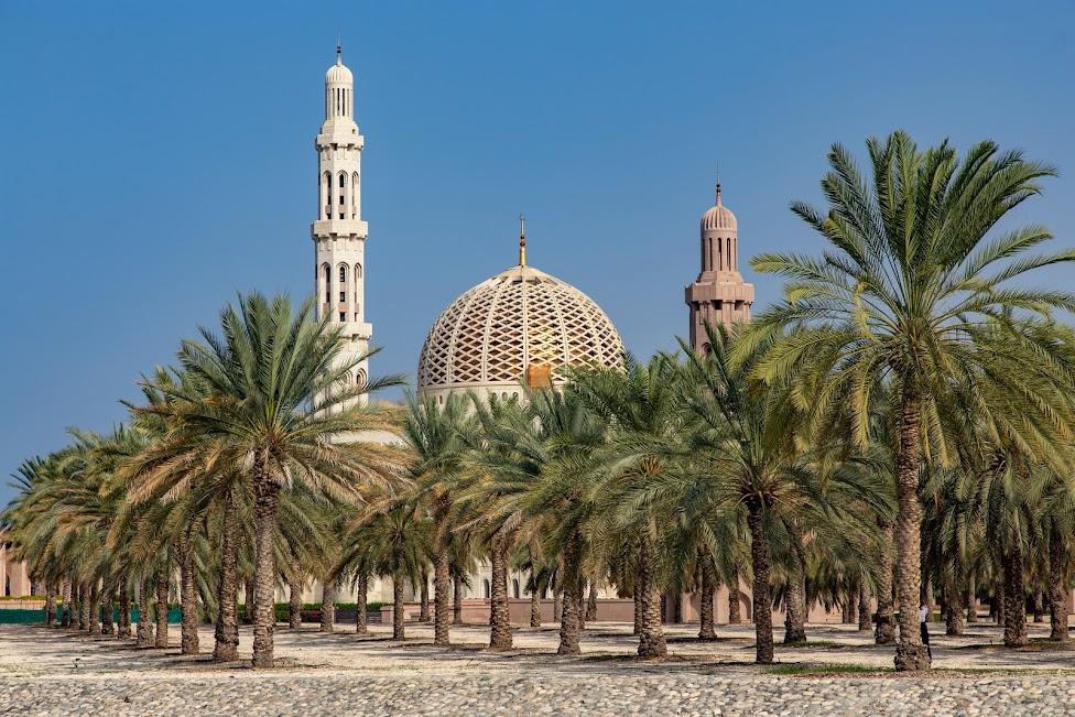Maskat, Wielki Meczet Sułtana Kabusa