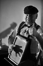 Photo: Matěj Ptaszek a Dobré ráno Blues Band  foto: Jiří Michl