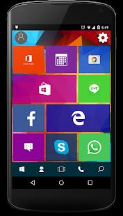 Win 10 Launcher : Pro- screenshot thumbnail