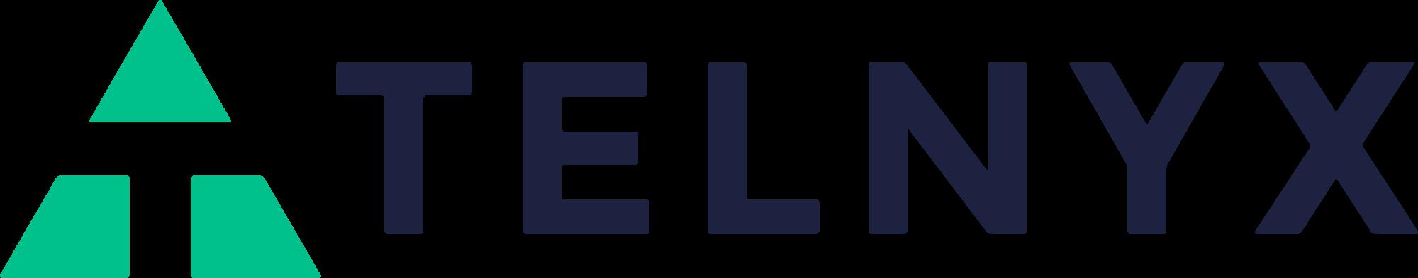 telnyx logo
