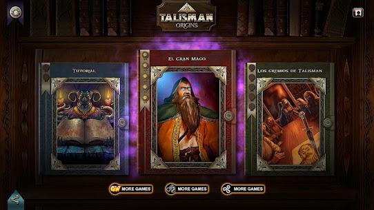 Talisman: Origins 1