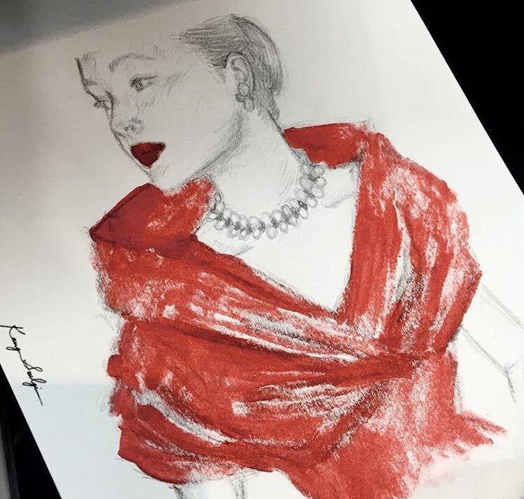 seulgi art lipstick