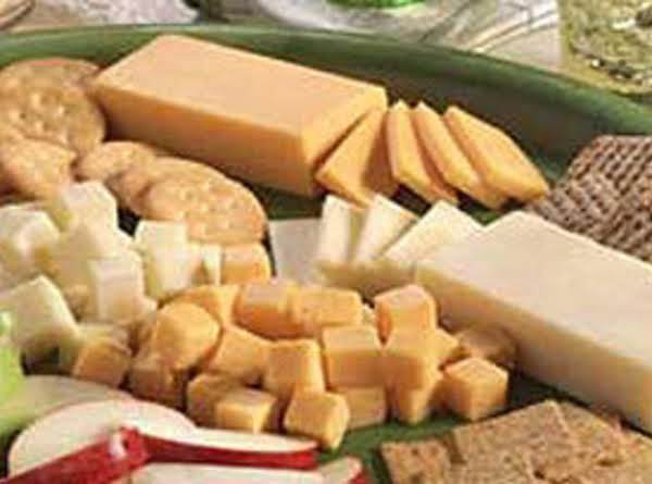 It's My Party Cheese Platter Recipe