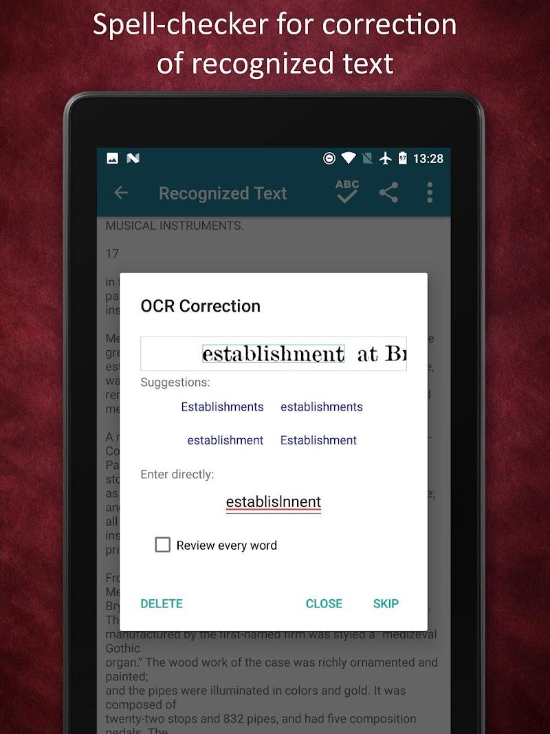 Smart Doc Scanner: Free PDF Scanner App Screenshot 12