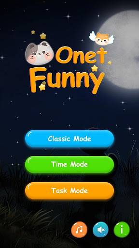 Onet Connect Funny - connect fruit & animal 2020 1.6 screenshots 1