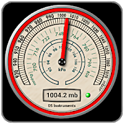 DS Barometer - Weather Tracker