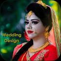 Wedding design icon