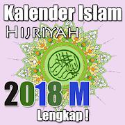Kalender tahun 2018 lengkap