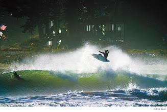 Photo: Luke Davis, Rincon. Photo: Ellis #surfer #surferphotos