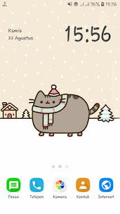 Pusheen : Cute Cat Wallpaper - Apps en