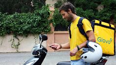 Glovo ya está en 70 ciudades españolas, entre ellas Almería.