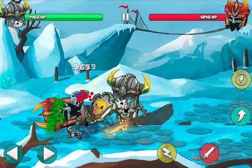 Tiny Gladiators - Fighting Tournament screenshot 7