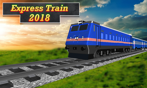 Express Train 2018  gameplay | by HackJr.Pw 1