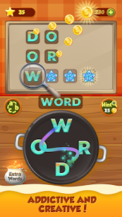 Word Chef:Word Search Puzzle Screenshot