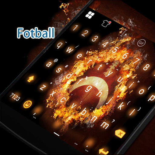 Football Crazy Eva Keyboard 遊戲 App LOGO-硬是要APP