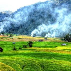 by Syafriadi S Yatim - Landscapes Travel ( circle, pwc79 )