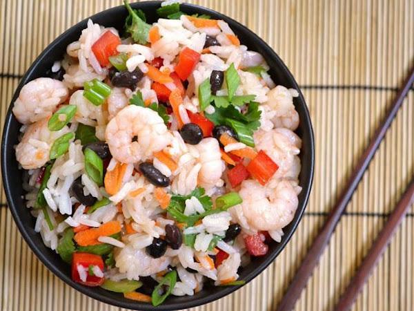 Shrimp And Rice Salad Recipe