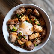 Chilli & Salt Crispy Belly Pork