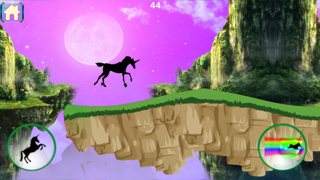 Shadow-Unicorn-Dash-Run 12