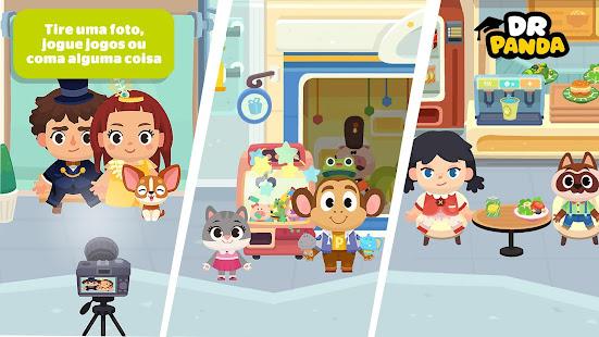 Cidade Dr. Panda: Shopping Mod