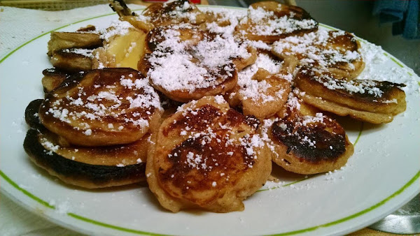 Really Easy Apple Fritters Recipe