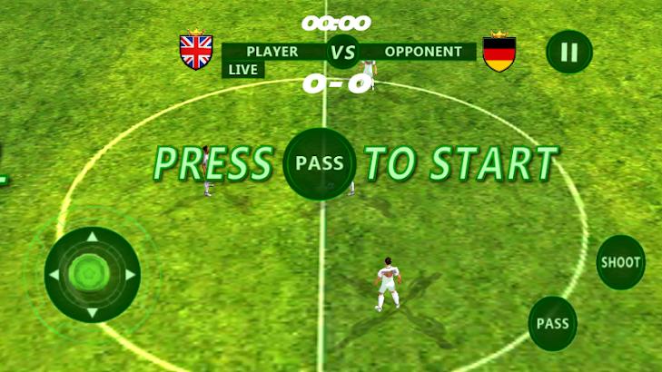 Soccer 2017 screenshot