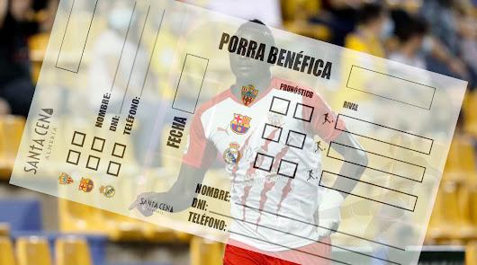 ¿Cómo quedarán el Almería, el Barça y el Madrid? Acertar tiene premio