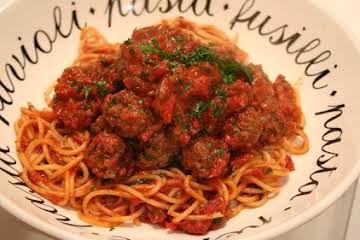 Freda's Spaghetti Sauce