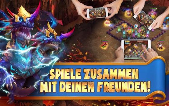 Castle Clash: Königsduell