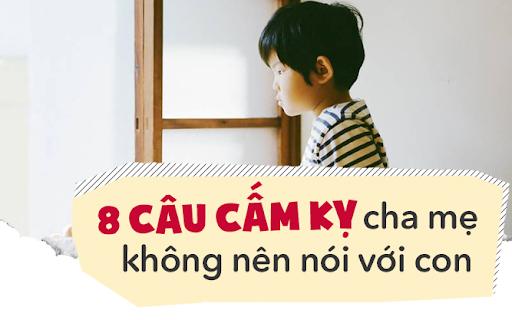 Nghe qua có thể thấy những câu nói này rất phổ biến và được nhiều cha mẹ thường xuyên nói với con. Tuy nhiên, các chuyên gia tâm lý đã phân tích hậu quả tệ hại chúng để lại với tâm lý trẻ nhỏ.