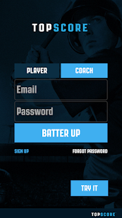Top Score Baseball- screenshot thumbnail