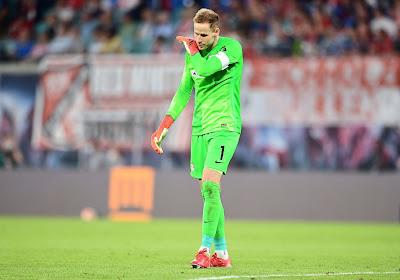 """Peter Gulacsi après la défaite contre le Club de Bruges : """"Notre première mi-temps n'était pas bonne"""""""