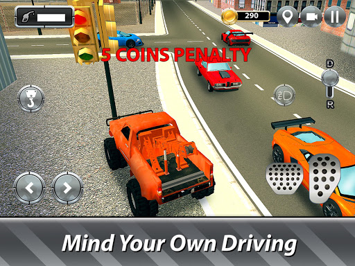 Tow Truck City Driving  screenshots 8