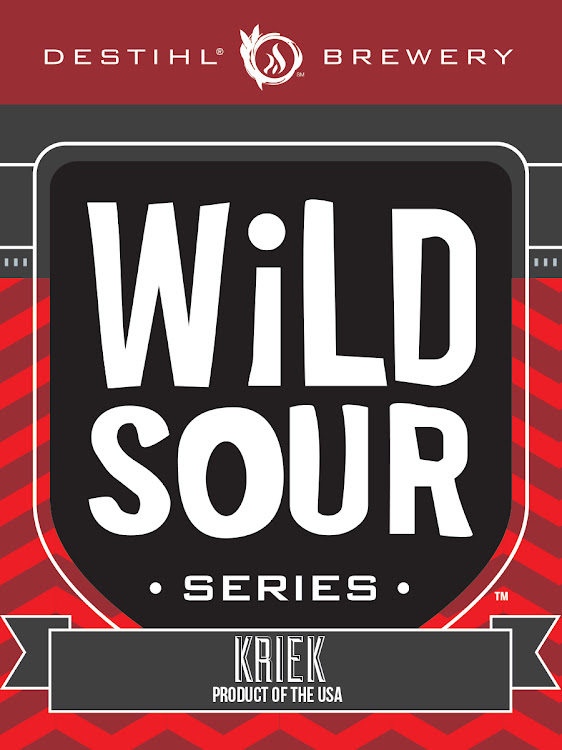 Logo of DESTIHL Wild Sour Series: Kriek