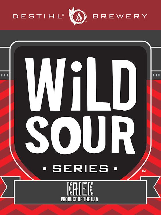 Logo of DESTIHL Wild Sour Series: Kriek