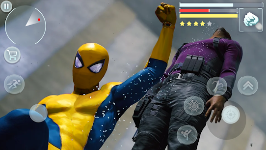 Spider Hero – Super crime city battle MOD (Money/Rewards/No Ads) 5