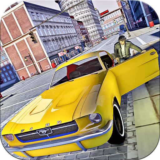 City Taxi Pick & Drop Simulation Game
