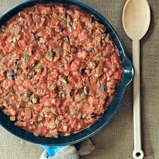 Vegetarian Creole Recipes